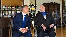 """Treffen mit Helmut Kohl: """"Für Orban sind die Bilder unbezahlbar"""""""