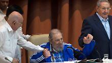 "Fidel Castro bleibt der ""Máximo Líder"""