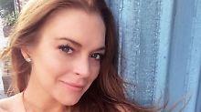 Koran im Gepäck: Lindsay Lohan flirtet mit dem Islam