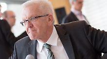 Aufregung vor Wiederwahl: Lässt die CDU Kretschmann hängen?