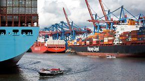 Probleme an allen Ecken und Enden: Hamburger Hafen steckt in der Krise