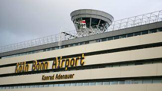 Sicherheitspanne am Flughafen Köln/Bonn: Interner Notfallplan monatelang im Internet einsehbar