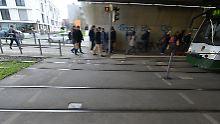 Bompeln für Smombies: Augsburg installiert Ampeln im Boden