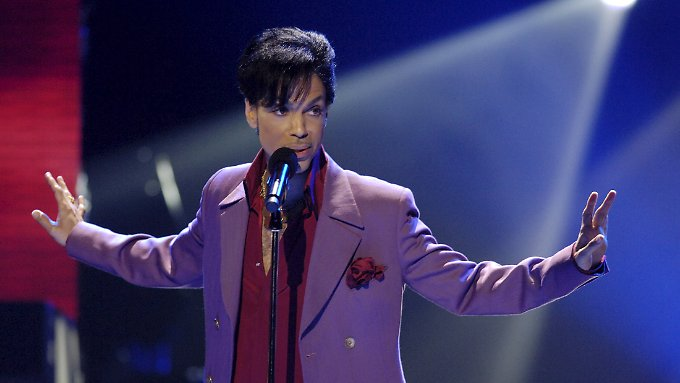 Prince war am Donnerstag im Alter von 57 Jahren gestorben.