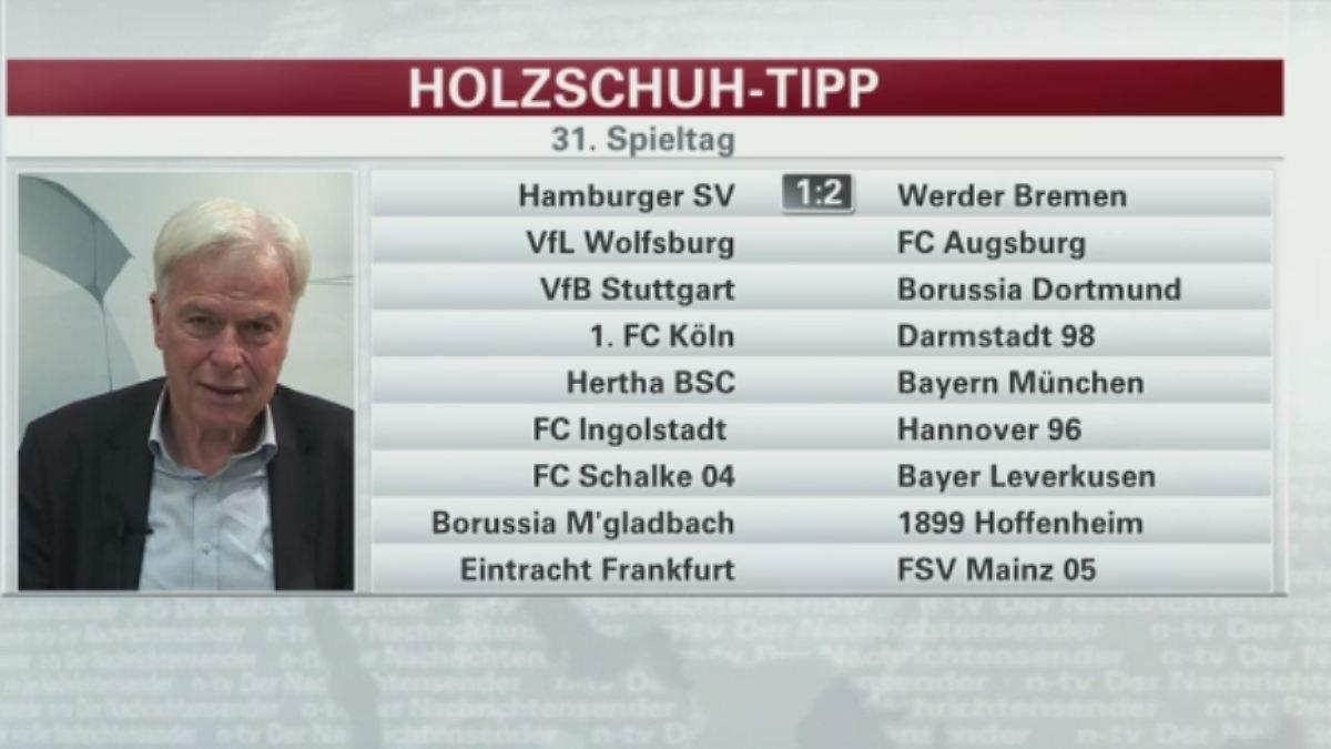 Rainer Holzschuh Tippt