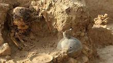 Fundsache, Nr. 1321: 4500 Jahre alte Frauenmumie in Peru