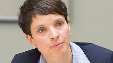 """Frauke Petry über den Islam: """"Müssen drastische Maßnahmen ergreifen"""""""