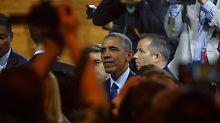 Sechs Gründe: Obama wird uns fehlen