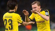 Er bleibt in Dortmund: Marcel Schmelzer.
