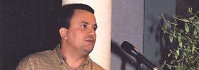 Jens Scharon ist Referent für Artenschutz beim NABU Berlin.
