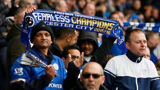 Sensations-Meisterschaft zum Greifen nah: Leicester City legt eine unglaubliche Erfolgsgeschichte hin