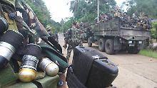 IS-Verbündete auf Philippinen: Millionen-Summe bei Islamisten entdeckt