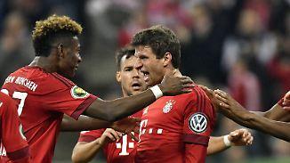 """""""Ich bin natürlich zuversichtlich"""": Thomas Müller freut sich auf Neuland Atlético"""