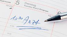 Arbeitnehmer in der Pflicht: Darf man während der Arbeit zum Arzt?