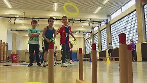 Gesundheitsfalle Schule: Stressbewältigung ist (k)ein Kinderspiel