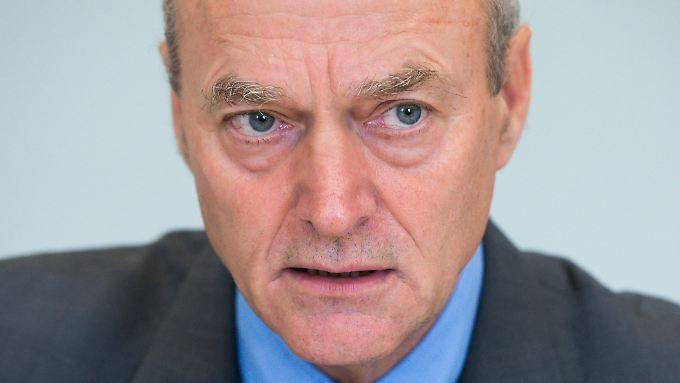 Gerhard Schindler ist seit 2012 Präsident des Auslandsgeheimdienstes.