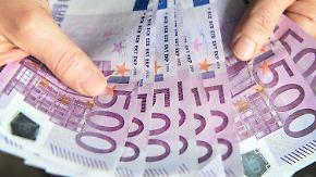 Es geht nur noch um das Wie: Abschaffung des 500-Euro-Scheins ist offenbar besiegelt