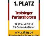 Service-Mängel und Preisintransparenz: Online-Partnerbörsen im Test