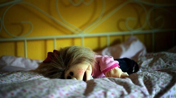 Die 52-jährige Mutter hat ebenfalls Missbrauch in ihrer Kindheit erlebt.