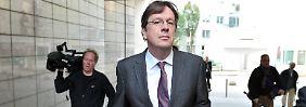 """Berufung im """"Bild""""-Prozess: Kachelmann will eine knappe Million"""