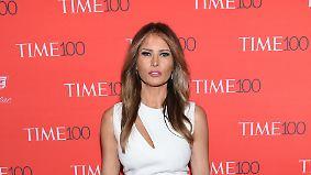 Berühmteste Tochter aus Sevnica: Melania Trump - vom Unterwäschemodel zur First Lady?