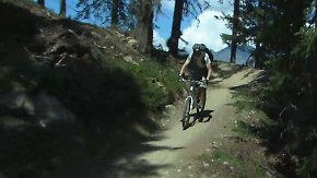 Abenteuer Outdoor: Adrenalinkick beim Biken im Ötztal