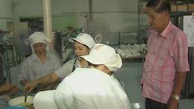 Vorarbeiter mit 86 Jahren: Immer mehr Thailänder arbeiten im Rentenalter