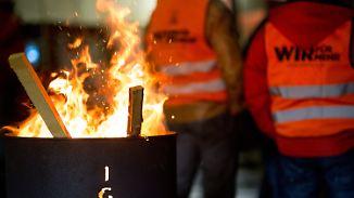 Ergebnislose Tarifverhandlungen: Bundesweite Streiks in der Metallindustrie gestartet