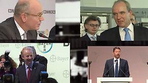 Henkel, Bayer, Merck und Commerzbank: Chefs von vier Dax-Unternehmen verabschieden sich