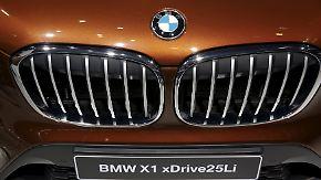 Extra für China: Mercedes und BMW bauen Spezial-Modelle