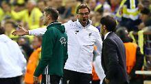 """""""Entschuldigung, das war's noch nicht"""": Klopp warnt Villarreal vorm """"Mythos Anfield"""""""