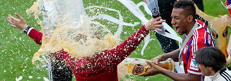 So riesig läuft der 32. Spieltag: Bayern feiert asketisch, Hummels enttäuscht