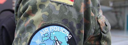 Abschreckung im Baltikum: Nato-Aufrüstung: Moskau kündigt Reaktion an