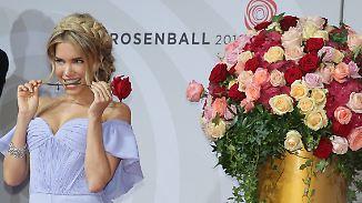 Spendenrekord beim Rosenball: Deutsche Promis tanzen für den guten Zweck