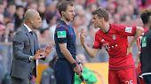 """""""Leichtigkeit ist das, was man sich nicht erklären kann bei einem 5:0, die aber da ist. Und wenn man nicht 5:0 gewinnt, dann fehlt diese Leichtigkeit."""" Bayern-Star Thomas Müller, leicht irritiert nach dem schweren 1:1 gegen Borussia Mönchengladbach."""