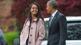 Promi-News des Tages: Malia Obama lässt es in Amsterdam krachen