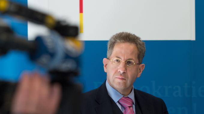 Deutschland gezielt im Fadenkreuz: Verfassungsschutz-Chef Maaßen warnt vor IS-Anschlägen