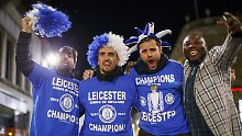 "Unbelievable! ""Fantastic Foxes"": Leicester City ist englischer Meister"