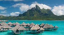 So schön flittern die Stars: Die luxuriösen Honeymoon-Hotels der Promis