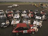 Vor 40 Jahren startete für Ford eine Fiesta mit dem Fiesta.