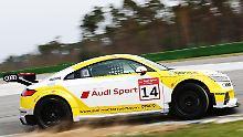 Auftakt in Hockenheim: Audi Sport TT Cup vor dem Start