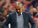 """""""Ich habe mein Leben gegeben"""": Guardiola lobt, hadert und rechnet ab"""
