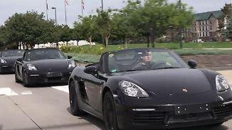 Sound, Design, Fahrspaß: So entsteht der neue Porsche 718 Boxster