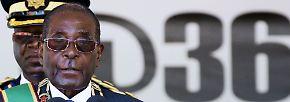 An den Ruhestand denkt er indes nicht: Ein Amtsverzicht käme nur in Frage, wenn seine Partei Zanu-PF ihn dazu auffordern würde.