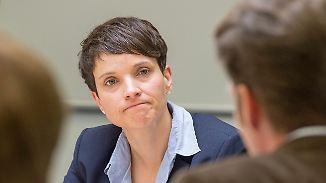"""Ausgeladen wegen """"rechter Gesinnung"""": Münchner Hofbräukeller hat keine Lust auf Frauke Petry"""