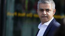 Regionalwahlen in Großbritannien: Es sieht gut aus für Sadiq Khan
