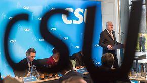 Alte und neue Forderungen aus Bayern: CSU will christliche Zuwanderer bevorzugen
