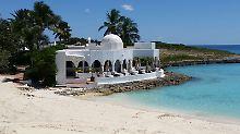 Es ist zwar keine einsame Insel, aber auf Anguilla gibt es keinen Massentourismus - dafür sorgen die Luxushotels.