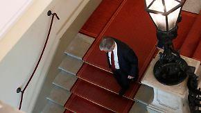 Rückhalt verloren: Österreichs Kanzler Faymann tritt zurück