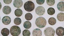 Fundsache, Nr. 1331: 1494 Silbermünzen in Sächsischer Schweiz